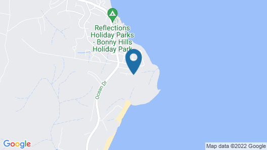 Seaview Bed and Breakfast Map