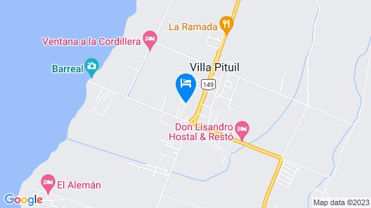 La Casa de Feli Map