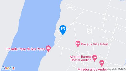 Posada Los Morrillos Map
