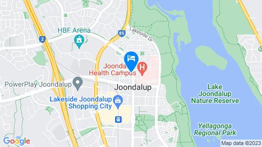 Convenient Apartment Living Map