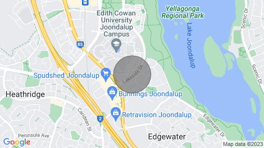 Affordable Studio Apartment Map