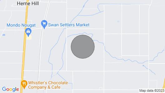 Aintree Cottage: Swan Valley: Rural Retreat Map