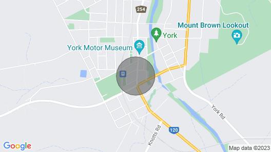 The Nosh & Nod Map