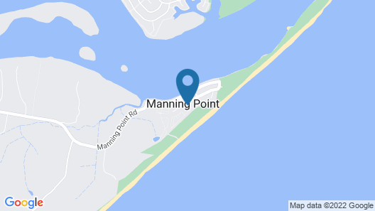 Ocean Shores Holiday Park - Manning Point Map