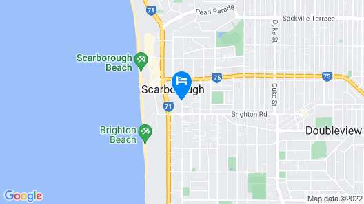 Indian Ocean Hotel Map