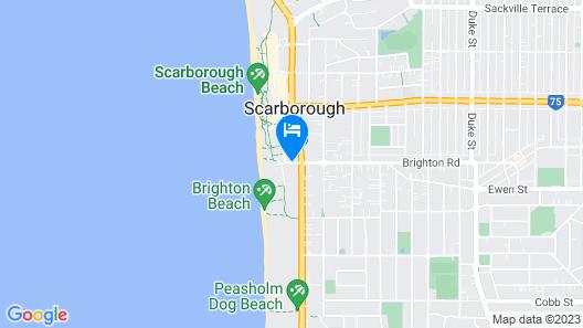 Quest Scarborough Map
