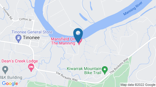 Mansfield on the Manning Map