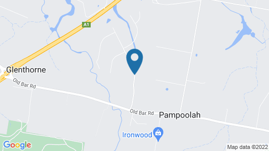 Mescal's at Pampoolah B&B Map