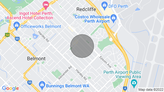Best Belmont Family Beauty - new fit out - new Property Map