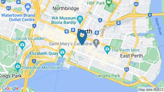 Seasons Of Perth Map