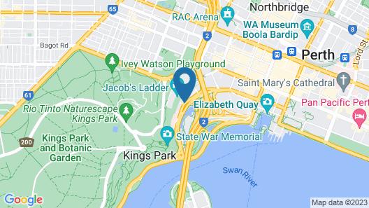 Quest Mounts Bay Road Map