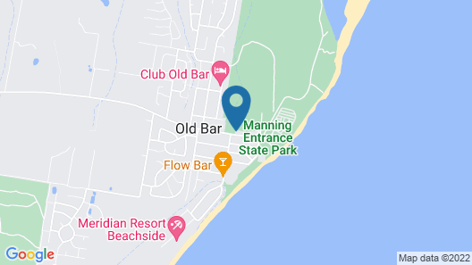 Surf Side Retreat Map