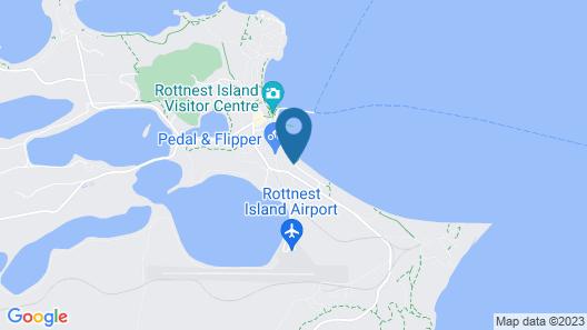 Rottnest Island Authority Map