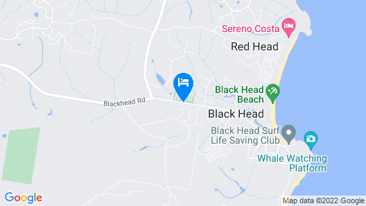 BIG4 Happy Hallidays Map