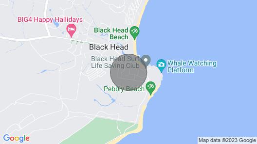 Seashells Beach House Map