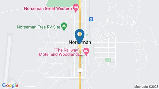 Acclaim Gateway Caravan Park Map