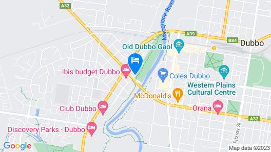 Tallarook Motor Inn Map