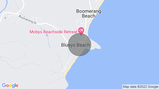 ALOHA AT BLUEYS - BYO LINEN Map