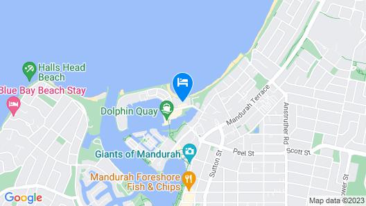 Sea Side 104 Map
