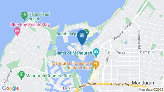 Del Mar 5 Map