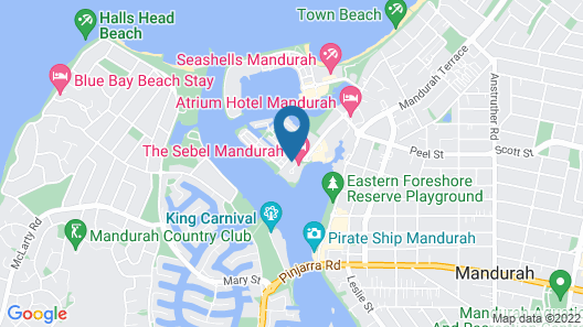 Seapoint 102 Map