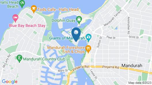 Bridgepoint 106 Map