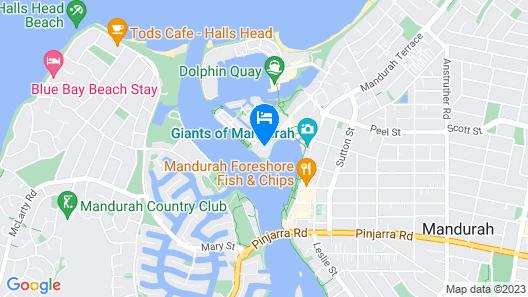 Bridgepoint 1303 Map