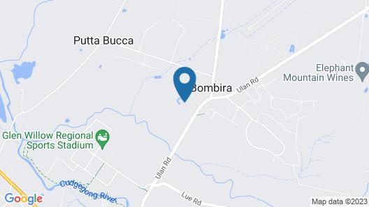Parklands Resort & Conference Centre Map