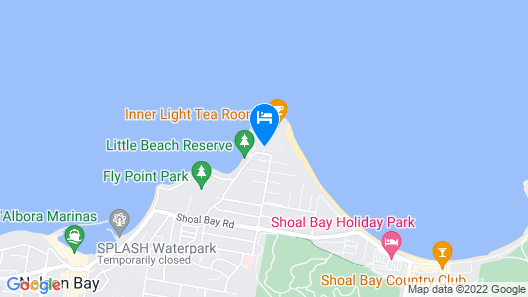 Halifax Holiday Park Map