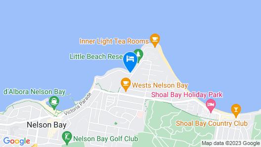A Yachtsmans Rest, 3/37 Victoria Parade Map