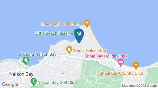 Bay Serene, 15 Mistral Close Map