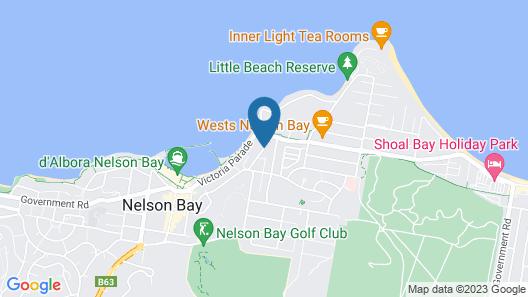 Quarterdeck, Unit 3/12 Magnus Street Map