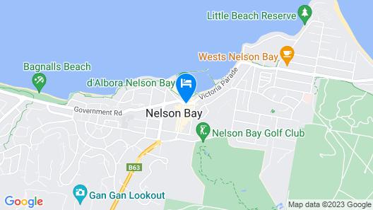 Tradewinds, Unit 4/110 Victoria Parade Map