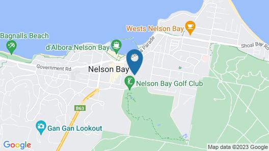 Aqua Lagoon Map