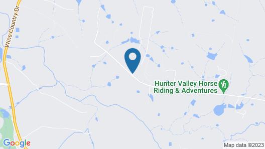 Manzanilla Ridge Map