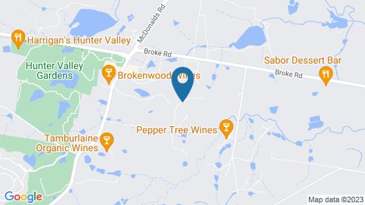 Cam-Way Estate Map