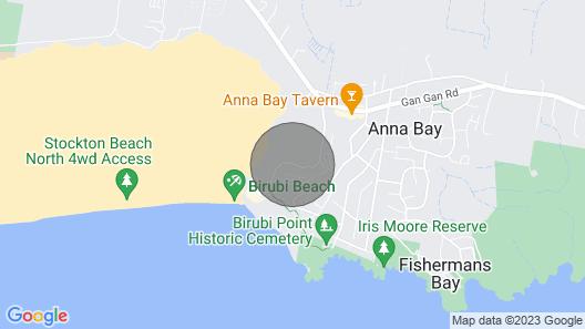 Ruby Tuesday - Little Beach House Map
