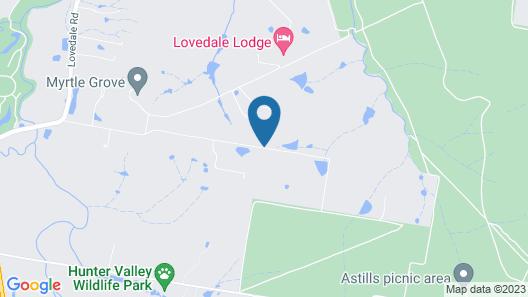 Ironstone Estate Map