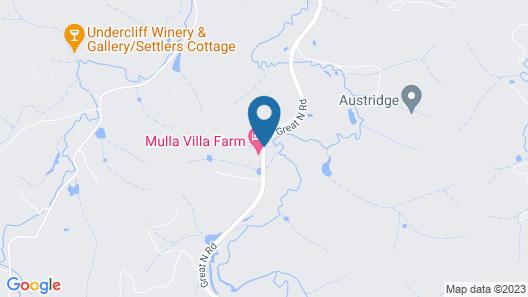 Mulla Villa Map