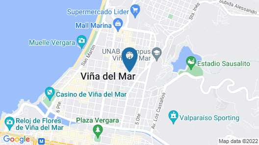 Hotel H9 Map
