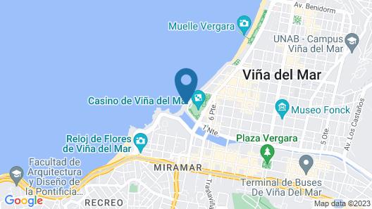 Enjoy Viña del Mar Map