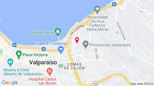 ValpoGO Apartments Map