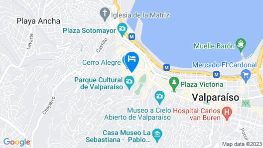 Fauna Hotel Map