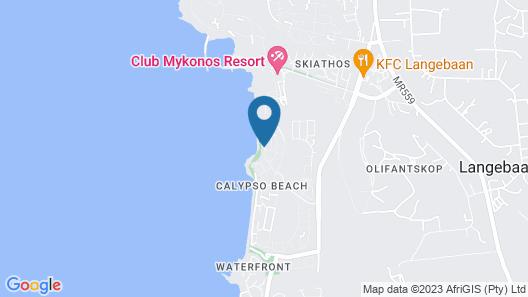 Calypso Sunrise Map