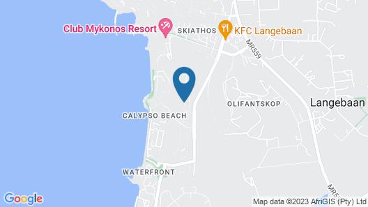 Perfect 10 - Blue Lagoon Map