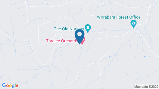 Taralee Orchards Map