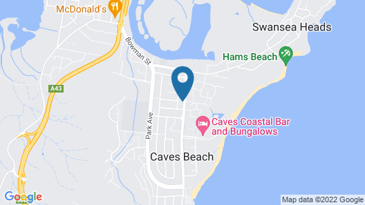 Surfside Map