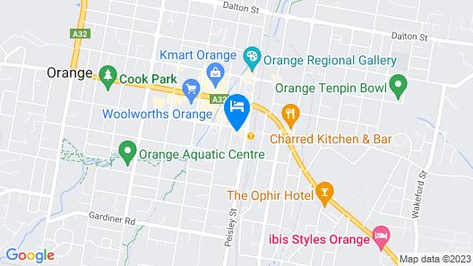 Quest Orange Map