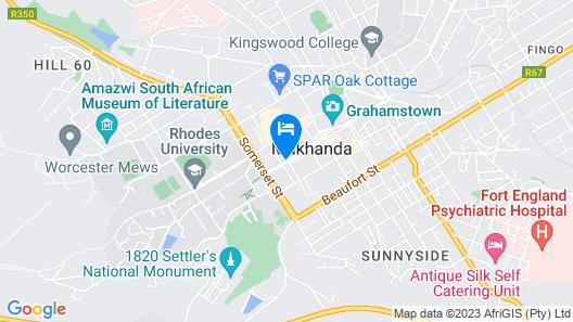 Graham Hotel Map