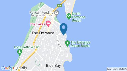 Surf Side Palms 12 Map